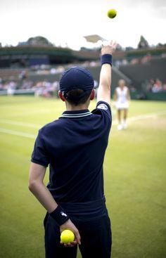 Ball boy  Ralph Lauren The Championships Wimbledon 2012 The All England Lawn Tennis & Croquet Club  Wimbledon Thursday 28/6/2012 Credit: Chris Raphael / AELTC